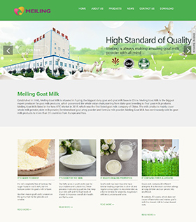 Meiling Goat Milk Co,.Ltd